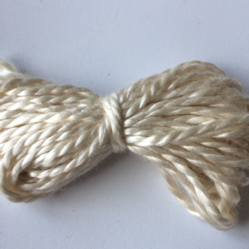 Thick Silk Undyed 50gms